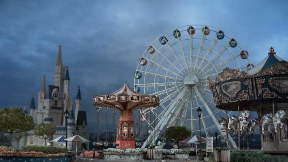 袁廣鳴個展《明日樂園》(Tomorrowland)於英國海沃德美術館盛大開展。圖/文化部提供。