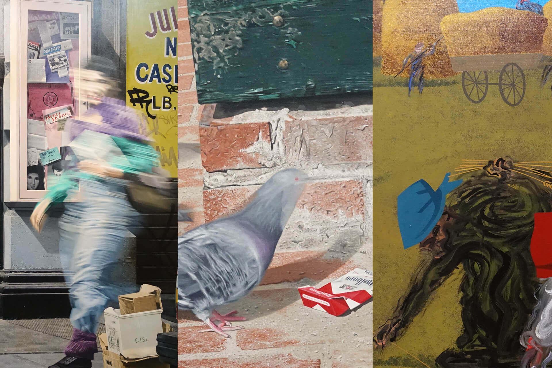 回顧藝術激昂的歷程:誠品畫廊展出「夏陽的時代」