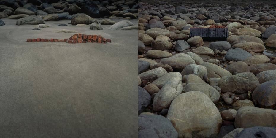 《傾斜的海平面》吳尚邕的思辨藝術