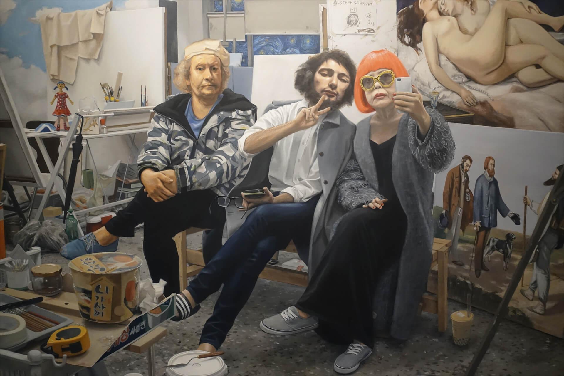 奔放藝術:館藏特展